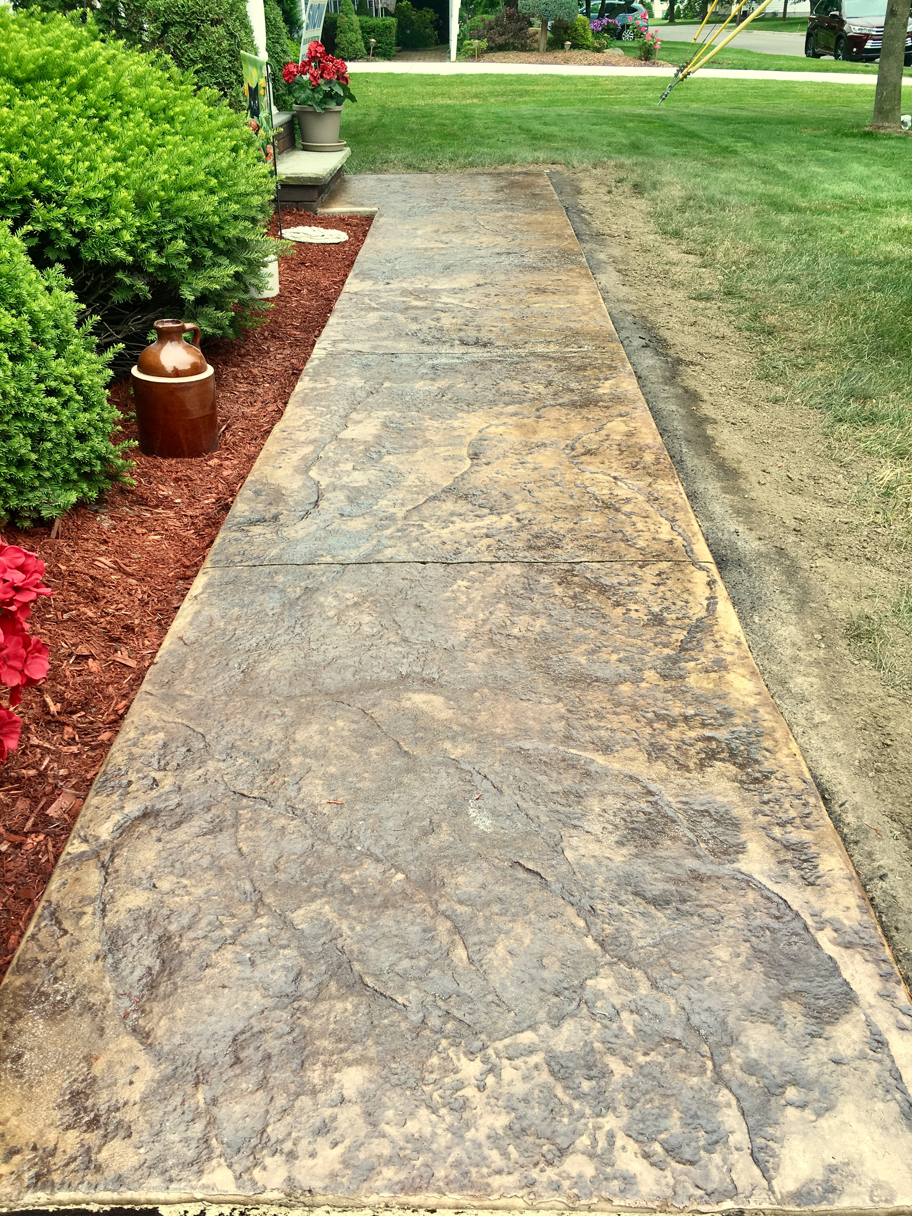 Images Of Stamped Concrete Patios: 5 Simple Techniques For Stamped Concrete