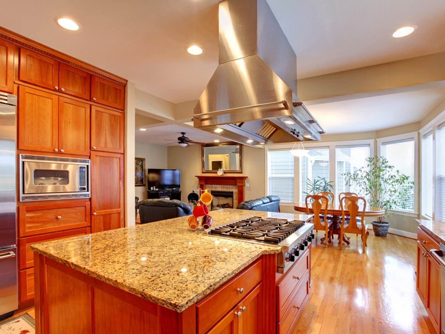 Kitchen Remodels, Bathroom Remodels, Additions & More!